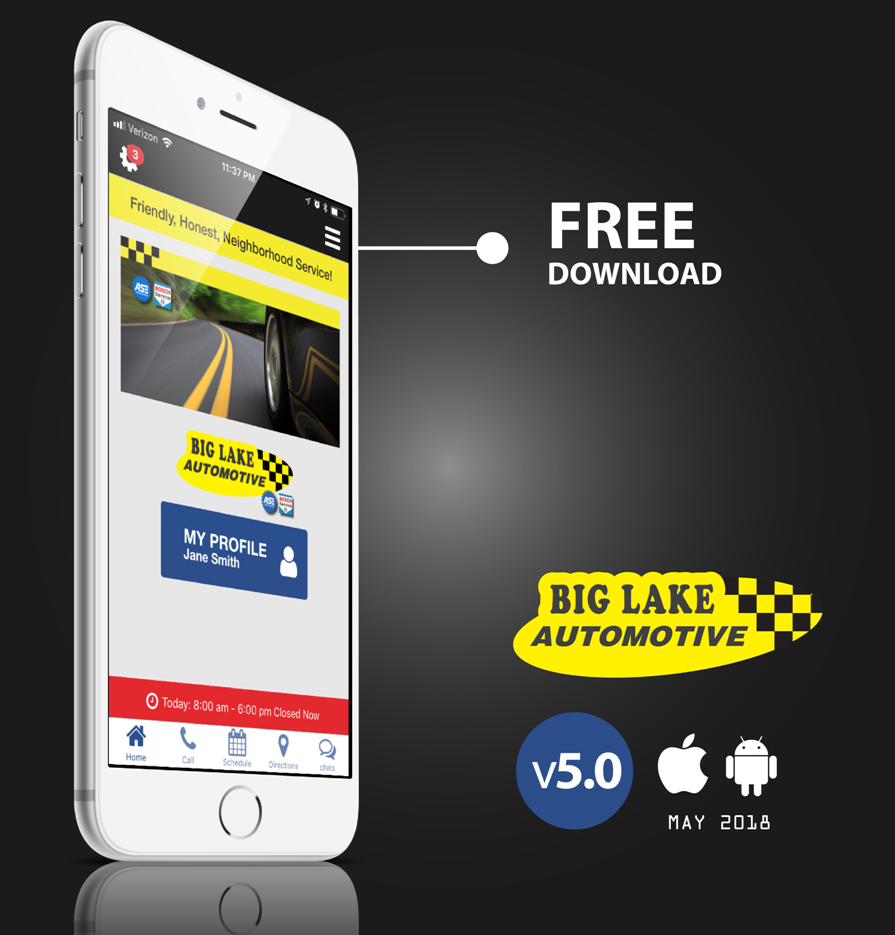 Auto Repair Shop Mobile App