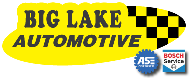 Big Lake Automotive Logo